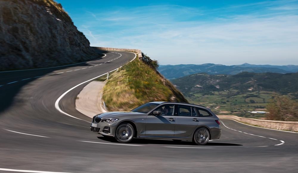 Caratteristiche di Nuova BMW Serie 3 Touring