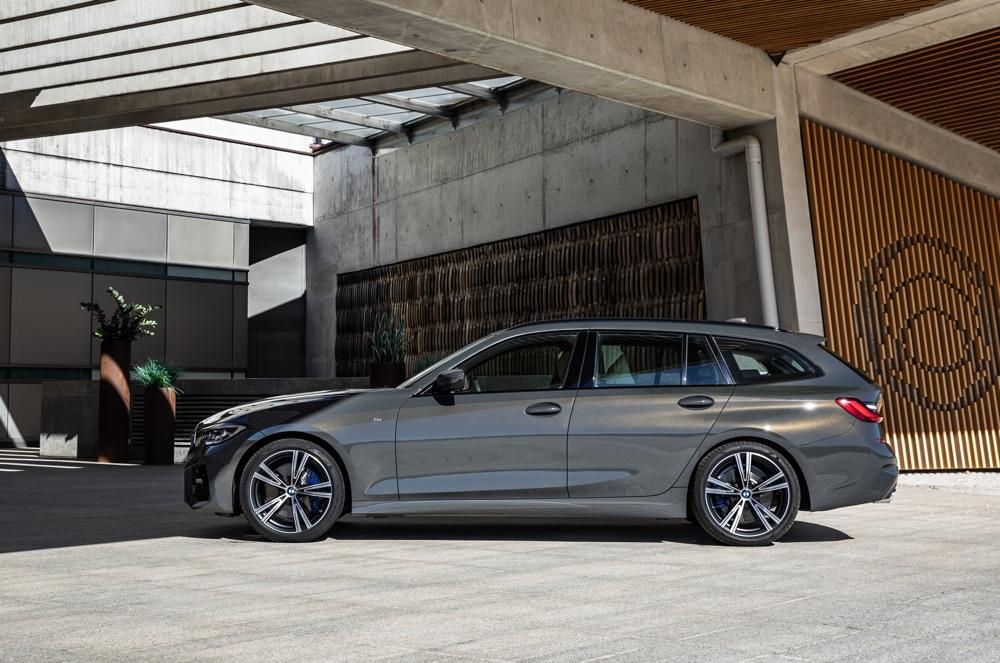 Dimensioni di Nuova BMW Serie 3 Touring