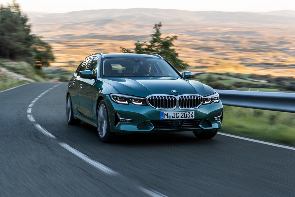 Nuova Bmw Serie 3 Touring Gallery Fleet Magazine