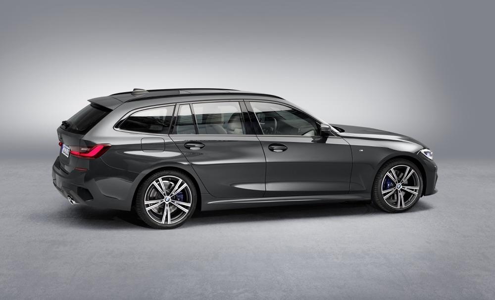 Nuova BMW Serie 3 Touring M340i