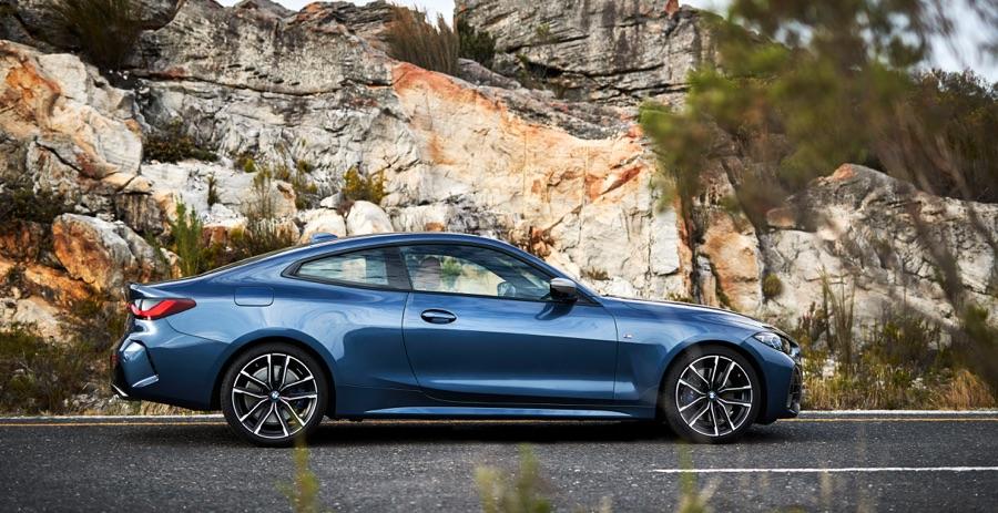 Dimensioni di BMW Serie 4