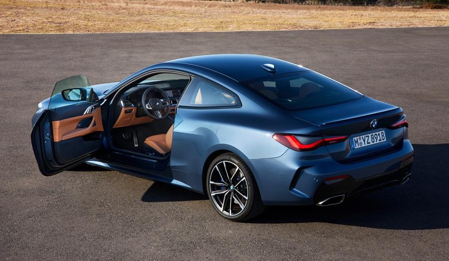 Motori di BMW Serie 4