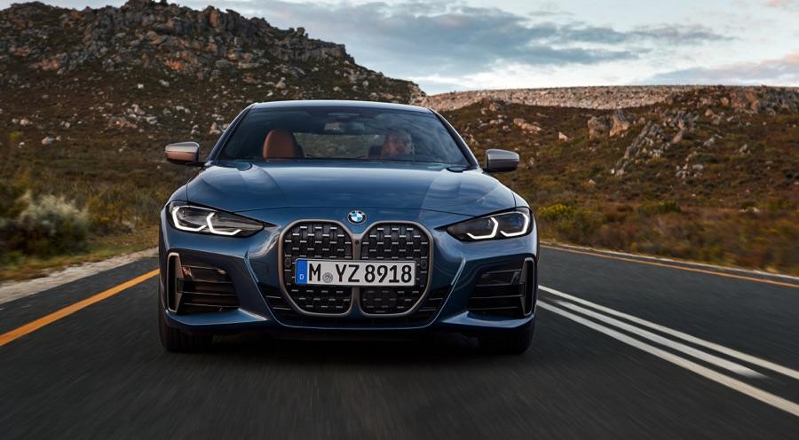 Uscita di BMW Serie 4