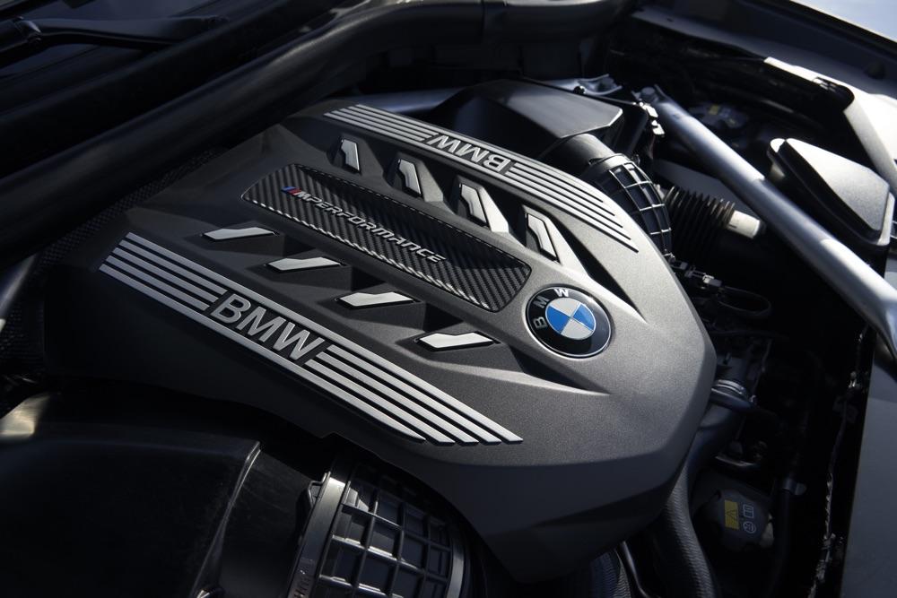 Motori di Nuova BMW X6 2019