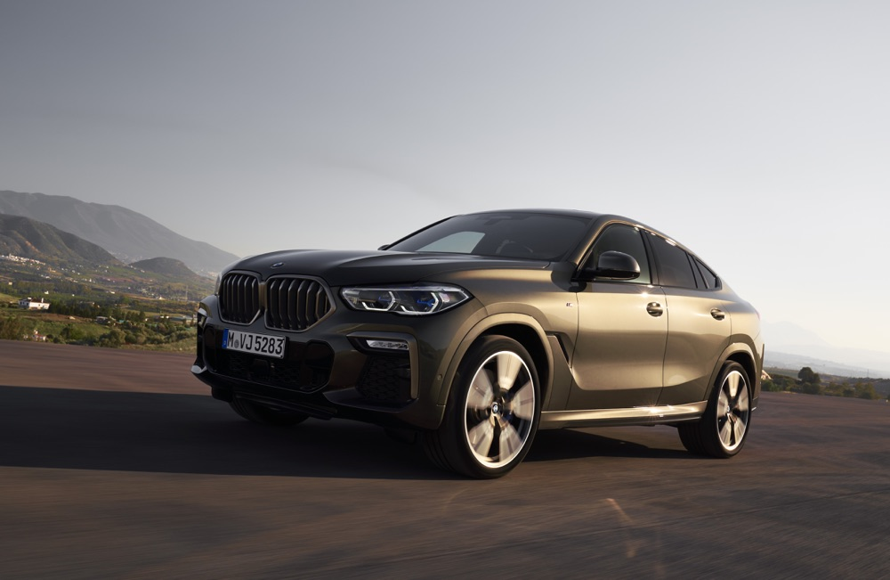 Pack xOff-Road di Nuova BMW X6 2019