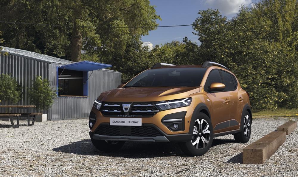 Altezza Nuova Dacia Sandero Stepway