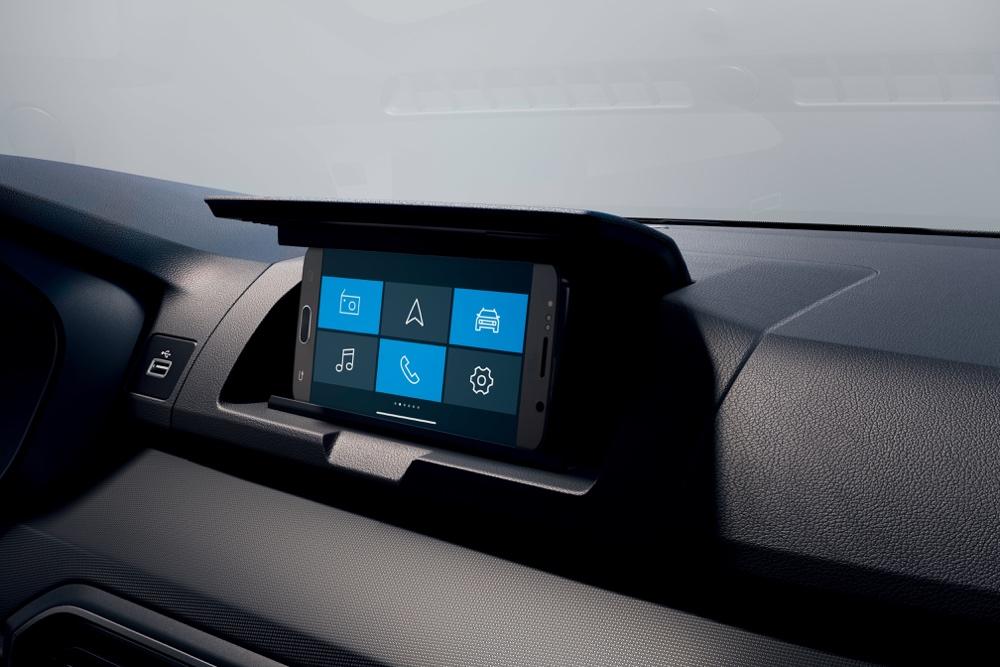 Basetta Media Control di Nuova Dacia Sandero