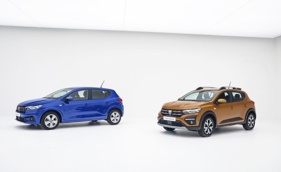 Nuova Dacia Sandero CMF