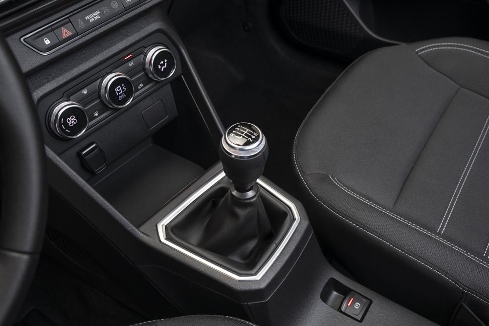 Nuova Dacia Sandero Cambio manuale o CVT