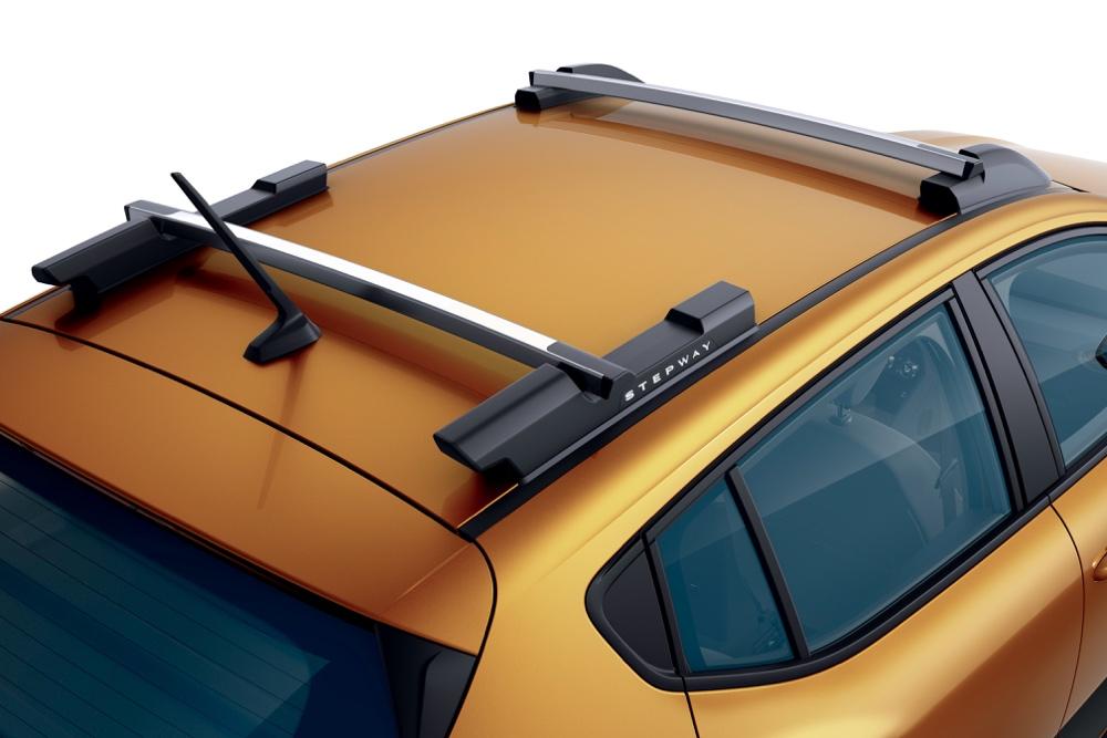Nuova Dacia Sandero Stepway barre portatutto