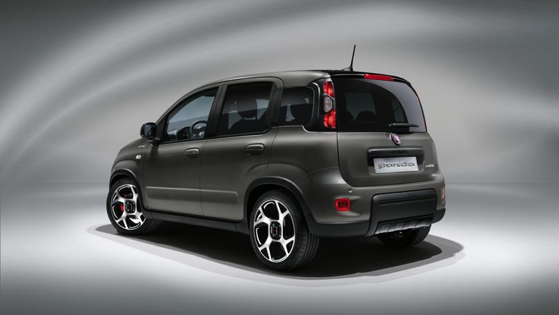 Caratteristiche di Fiat Panda Sport