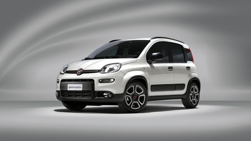 Nuova Fiat Panda 2020