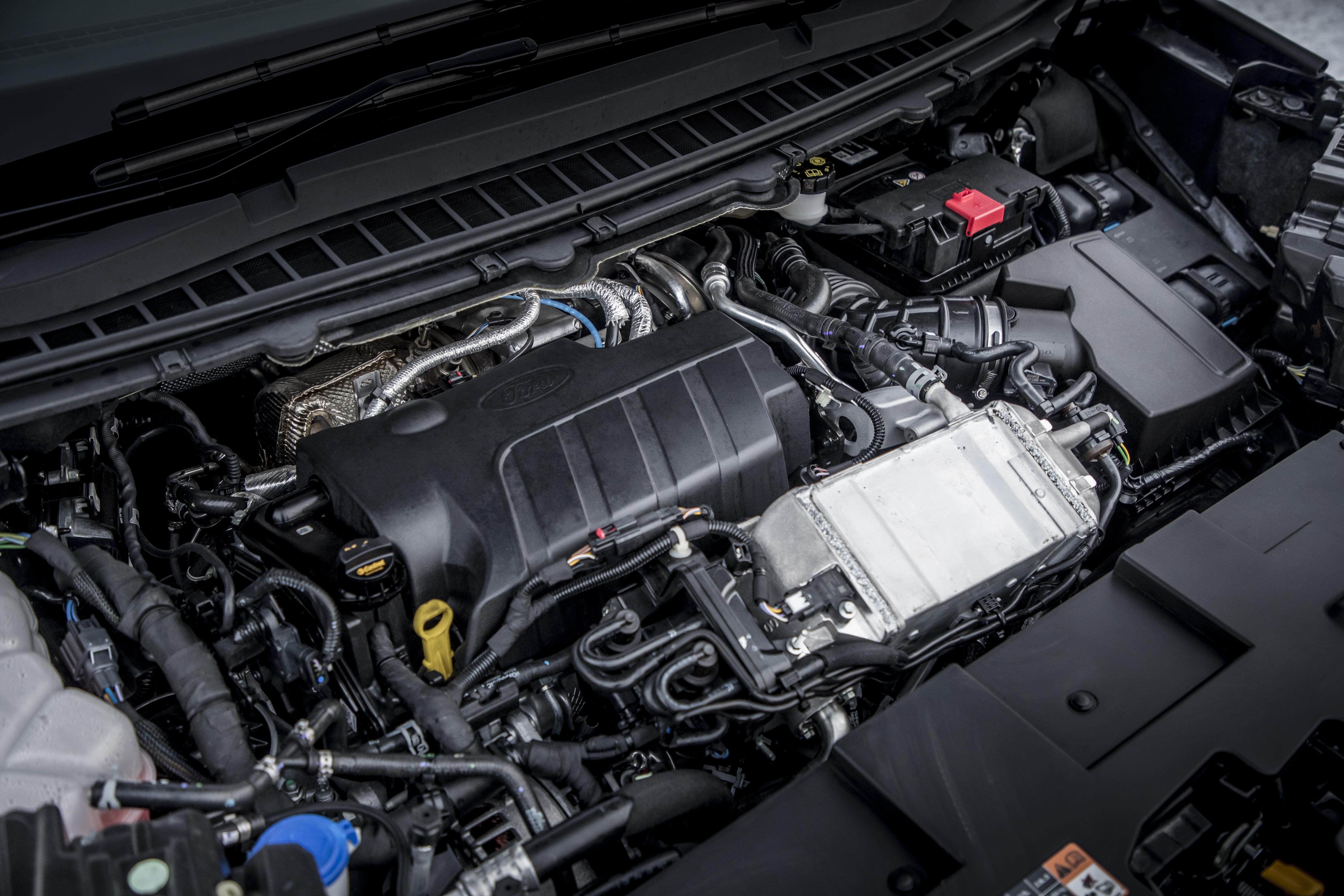 Motori nuova Ford Edge 2019