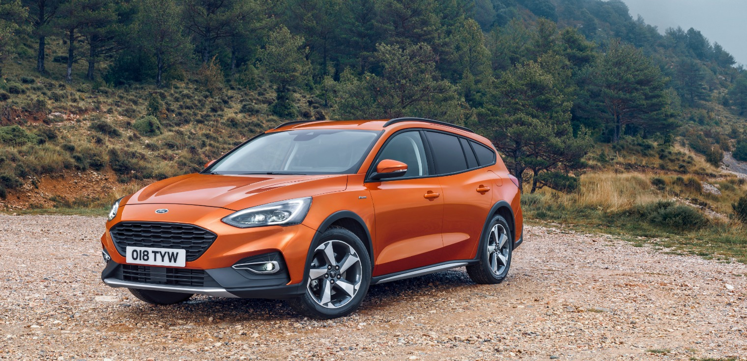 Meccanica-nuova-Ford-Focus-Active
