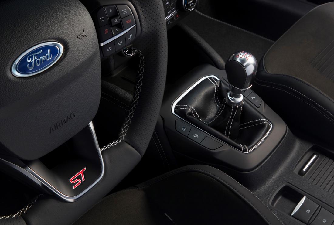 Cambio manuale su Ford Focus St