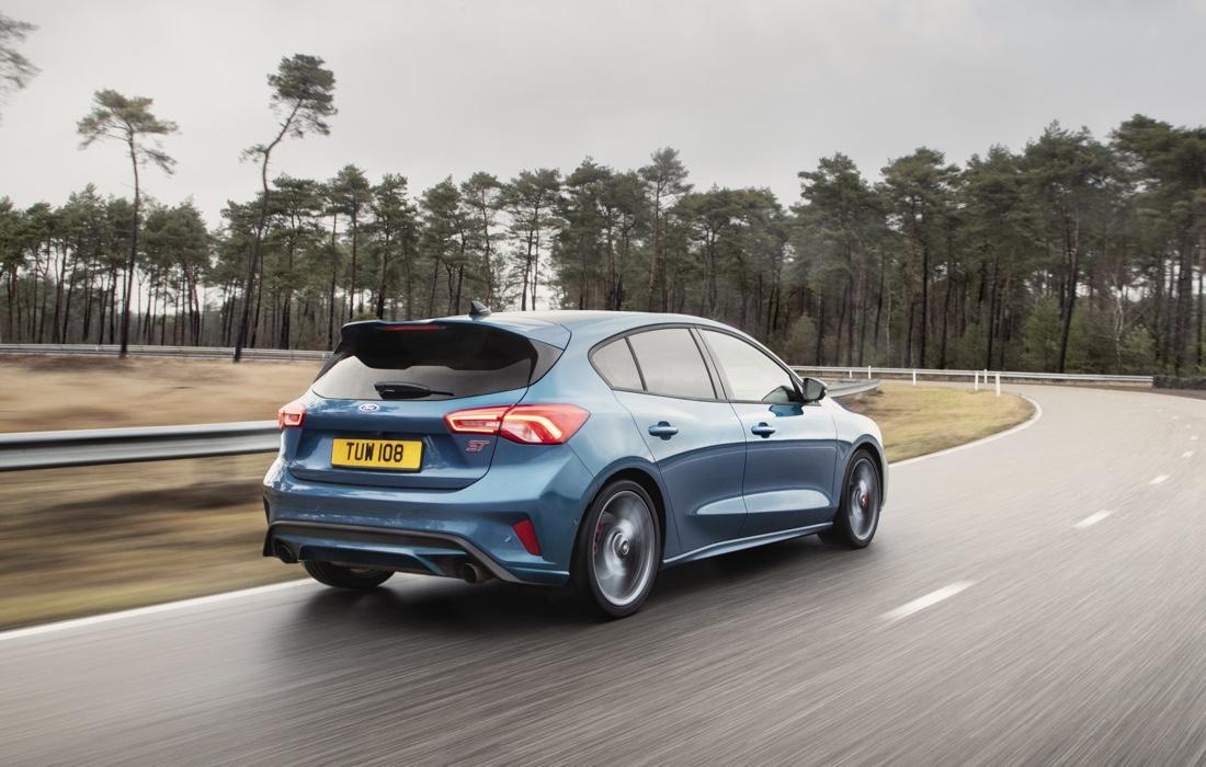 Caratteristiche di nuova Ford Focus ST