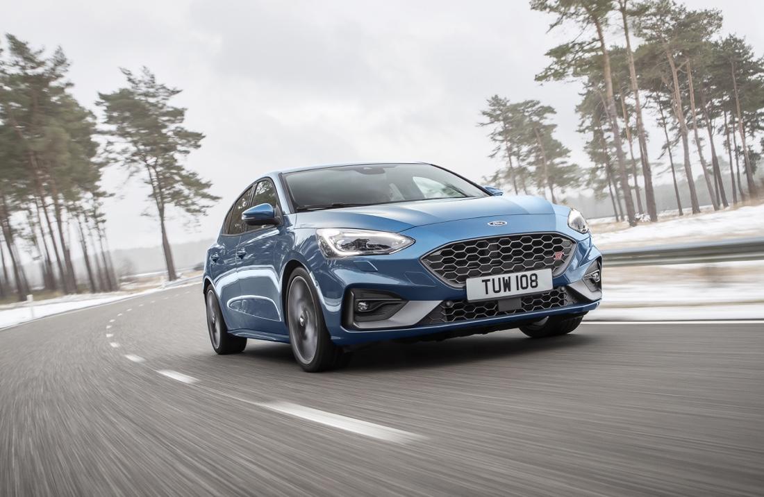 Uscita di nuova Ford Focus ST