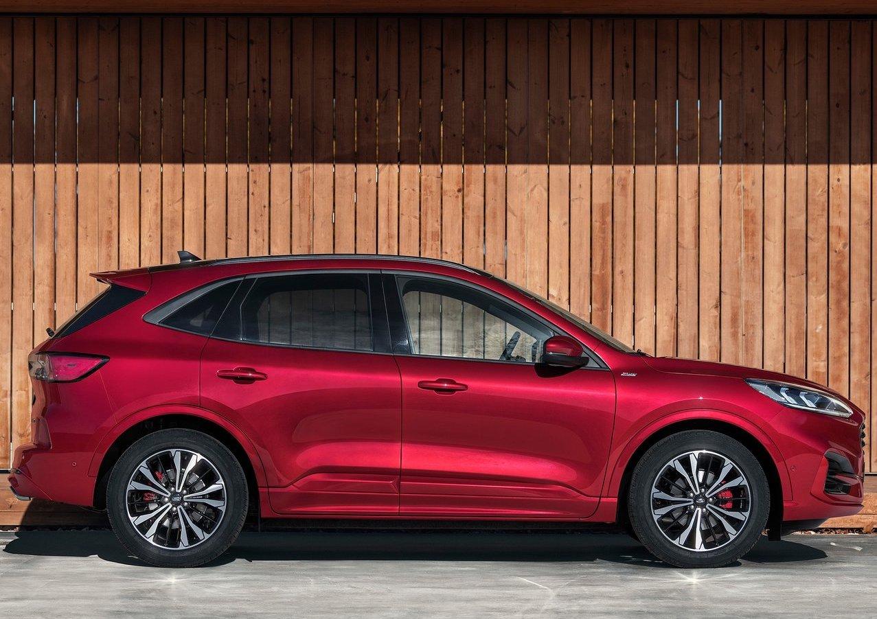 Dimensioni di Nuova Ford Kuga