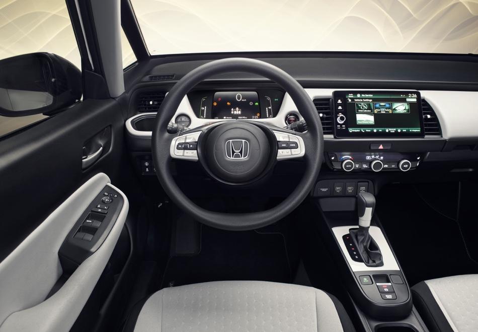 Adas di Nuova Honda Jazz ibrida