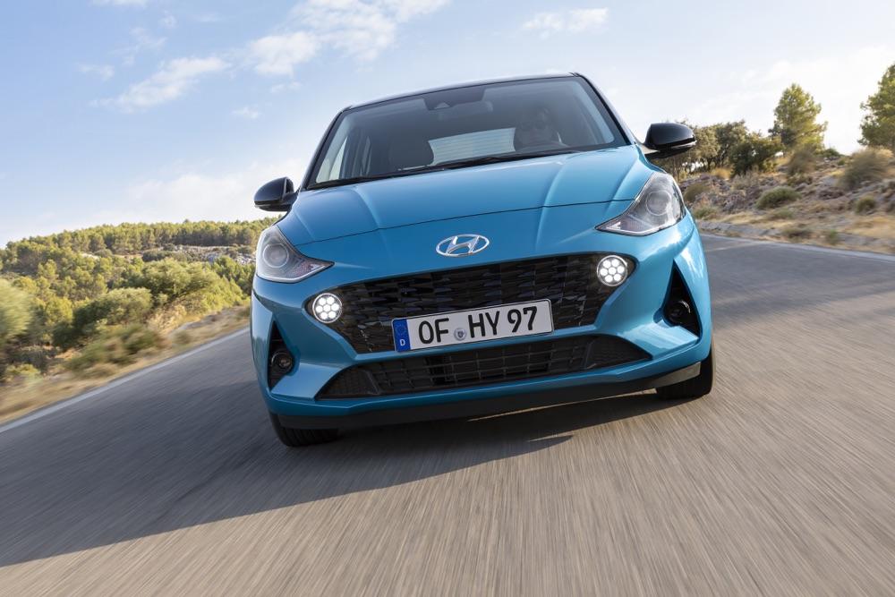 Luci a led di Nuova Hyundai i10