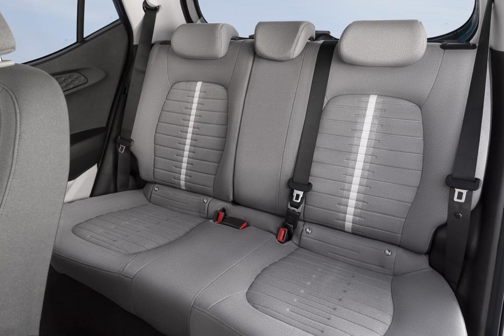 Nuova Hyundai i10 5 posti
