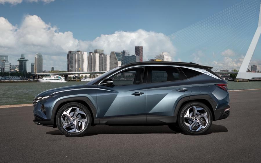 Dimensioni di nuova Hyundai Tucson