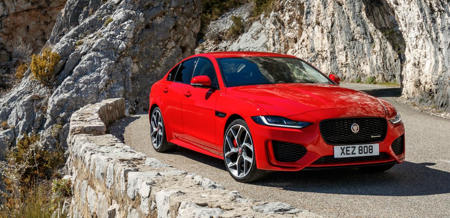 Equipaggiamenti nuova Jaguar XE