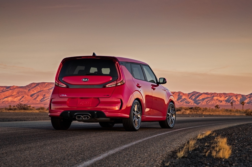 Ford Smart Mobility >> Nuova Kia Soul 2019 - gallery | Fleet Magazine