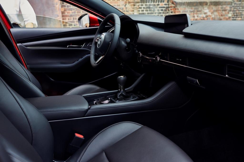 Cambio manuale Mazda 3