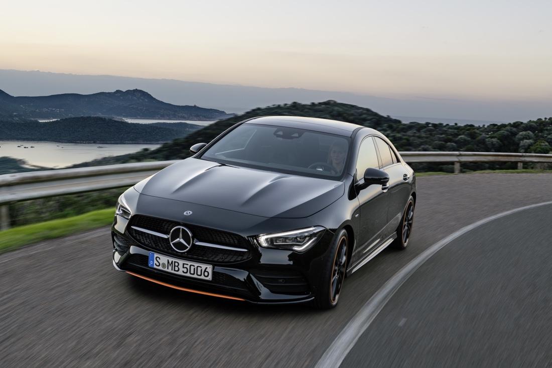 Caratteristiche di nuova Mercedes CLA