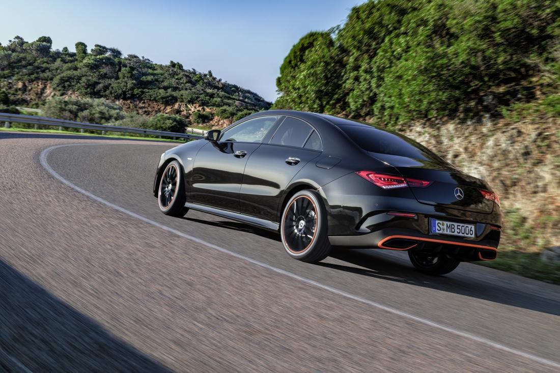 Mercedes CLA 2019 al CES