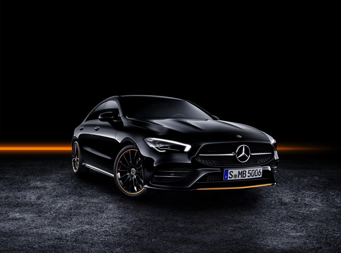 Mercedes CLA 250 2019