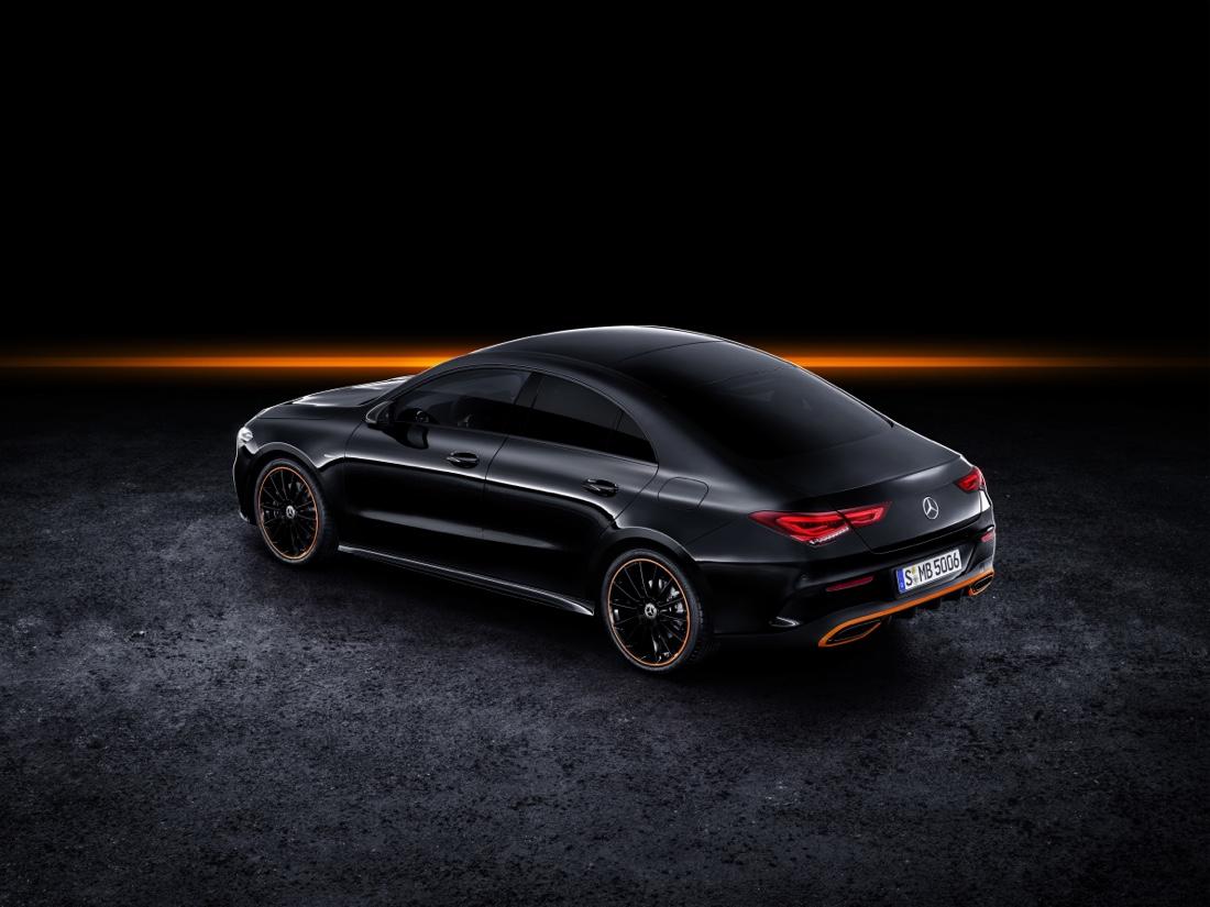 Uscita di nuova Mercedes CLA