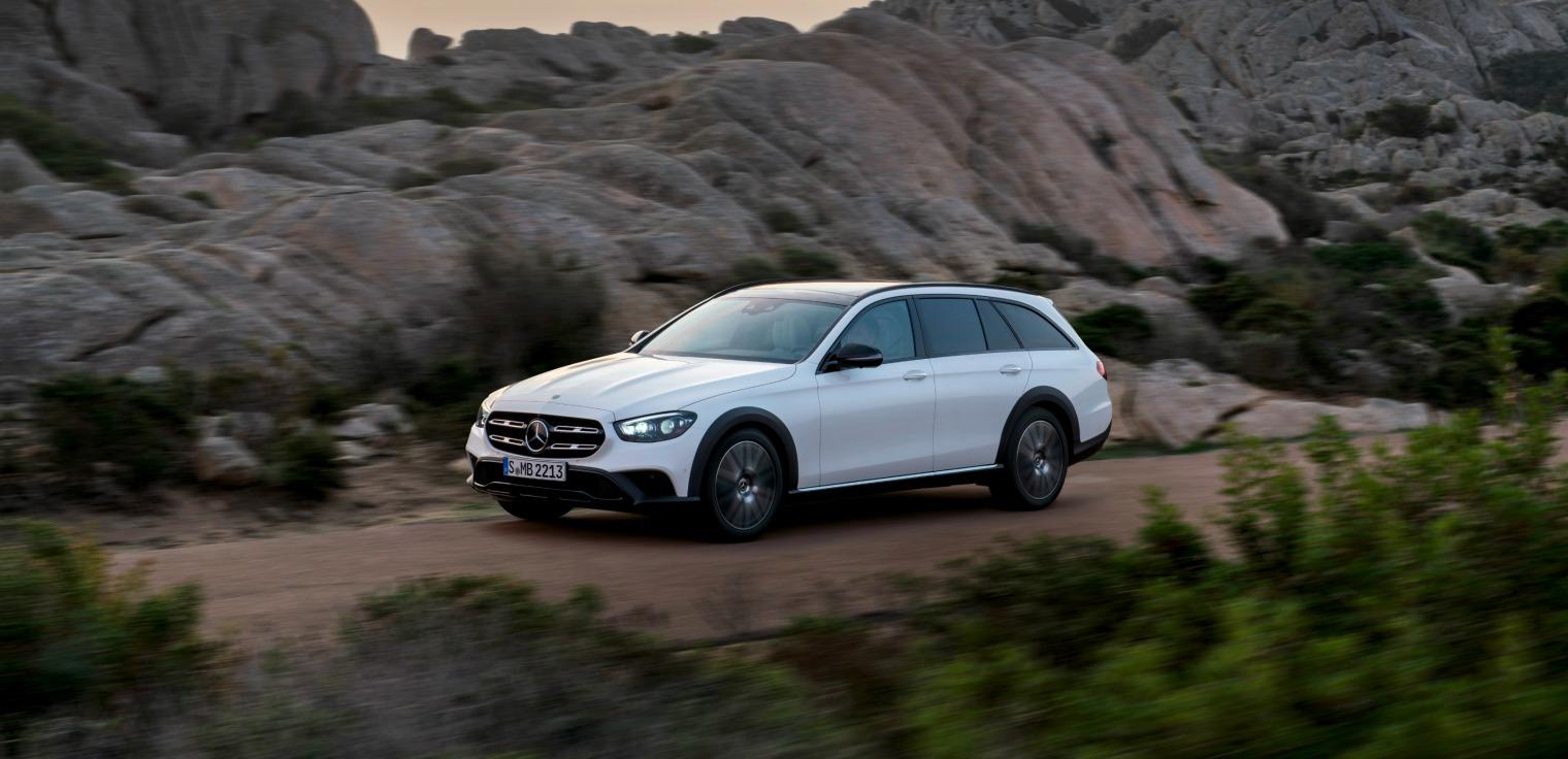 Nuova Mercedes Classe E 2020