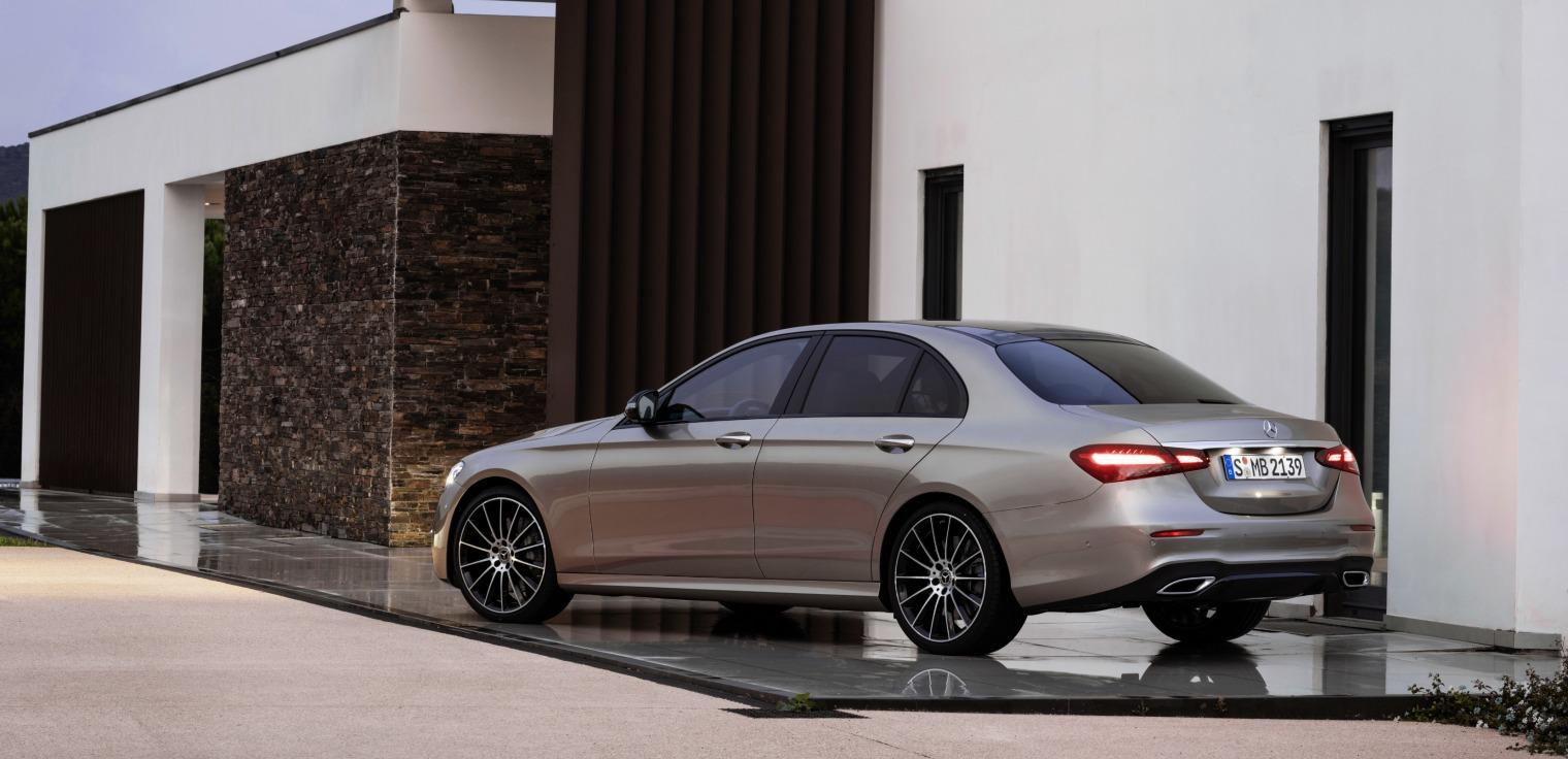 nuova Mercedes Classe E flotte aziendali