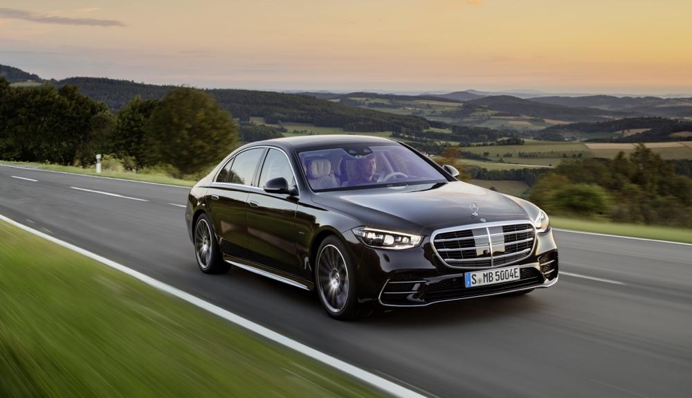 Lidar su nuova Mercedes Classe S