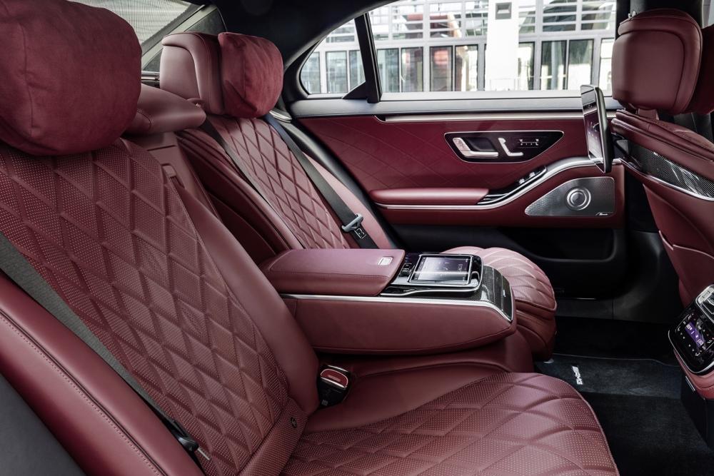 nuova Mercedes Classe S con Smart Home