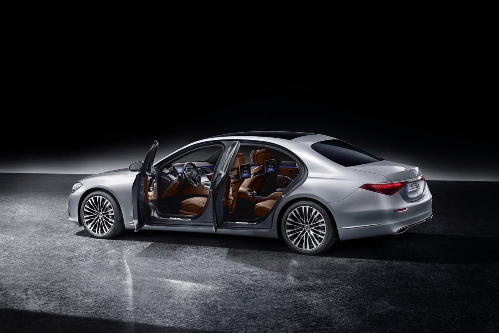 nuova Mercedes Classe S passo lungo