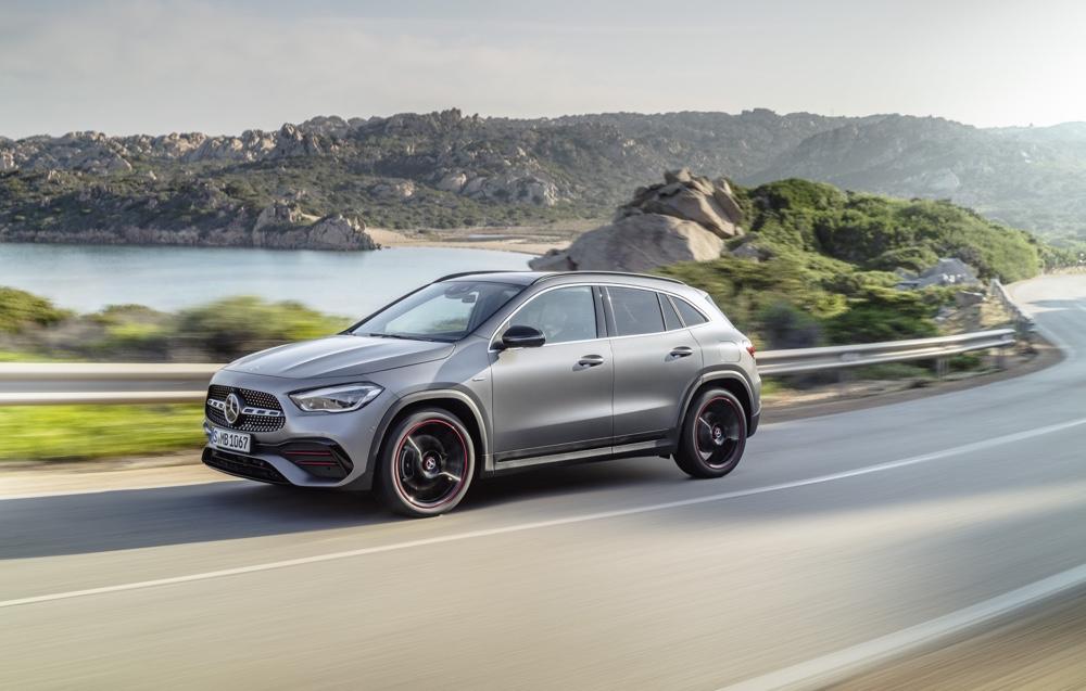 Caratteristiche di Nuova Mercedes GLA