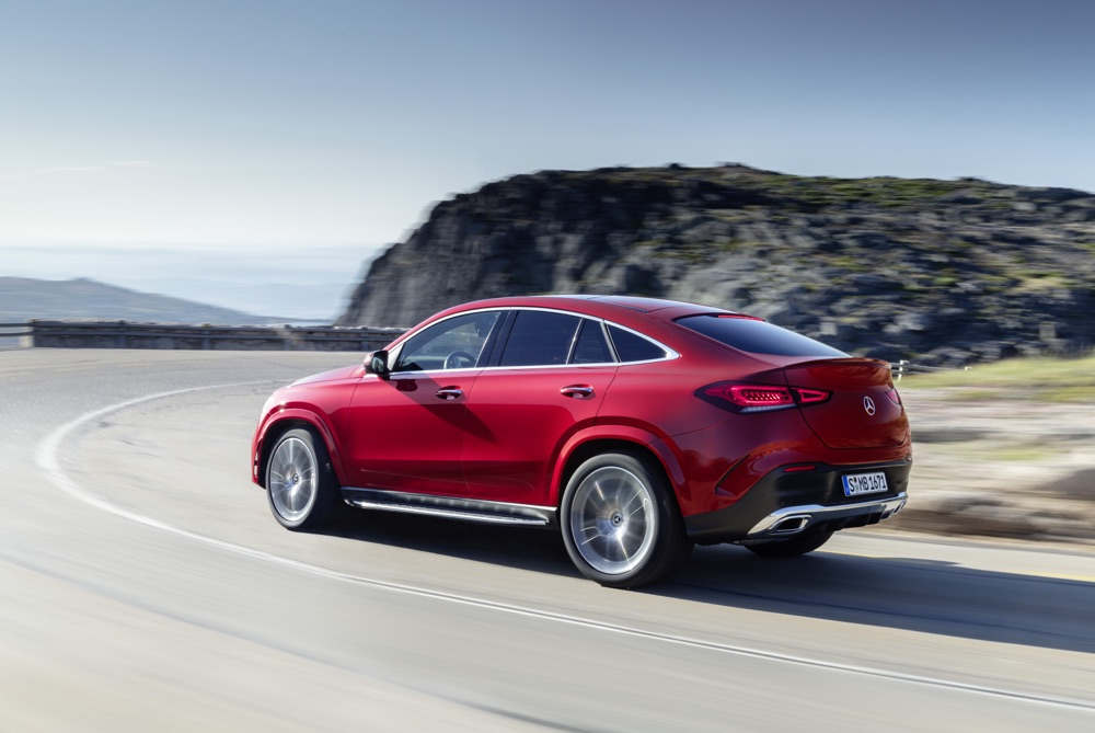Mercedes GLE Coupe 2020 4Matic+