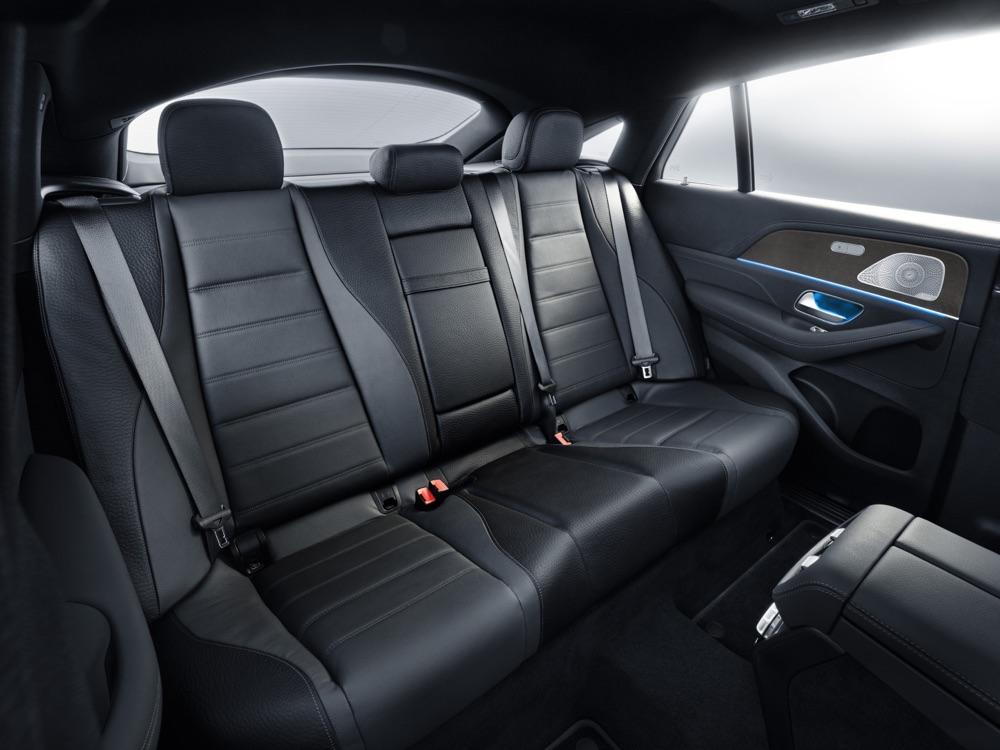 Mercedes GLE Coupe 2020 5 posti