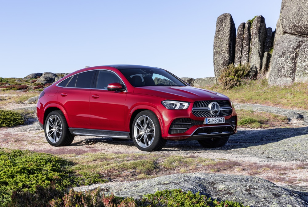 Mercedes GLE Coupe 2020 Diesel