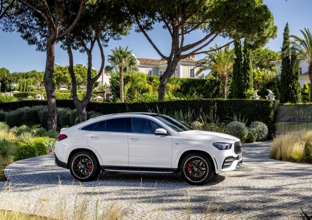 Prestazioni di Mercedes AMG GLE Coupe 2020
