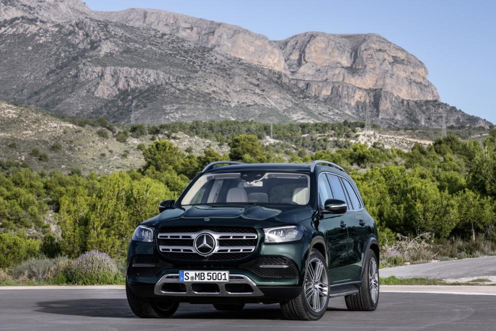 Nuova Mercedes GLS Diesel