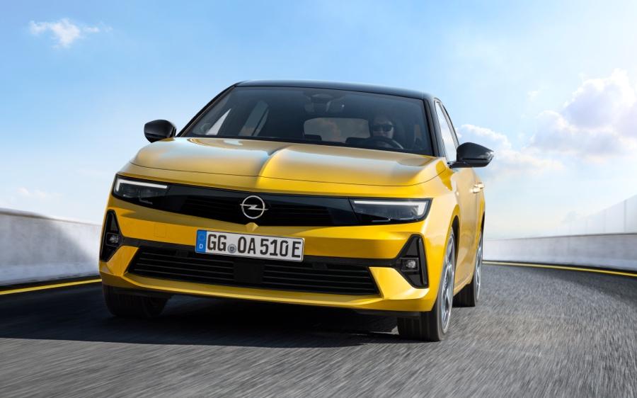 Nuova Opel Astra uscita