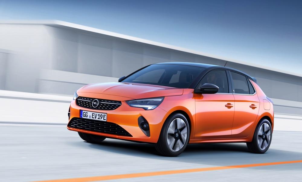 Dimensioni di Nuova Opel Corsa