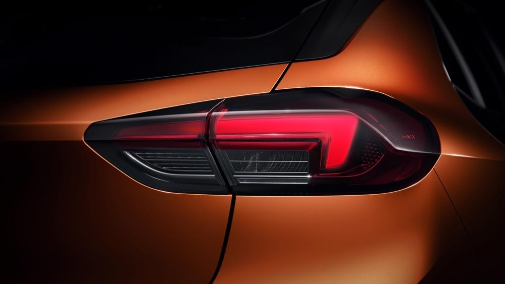 Fari di Nuova Opel Corsa 2020