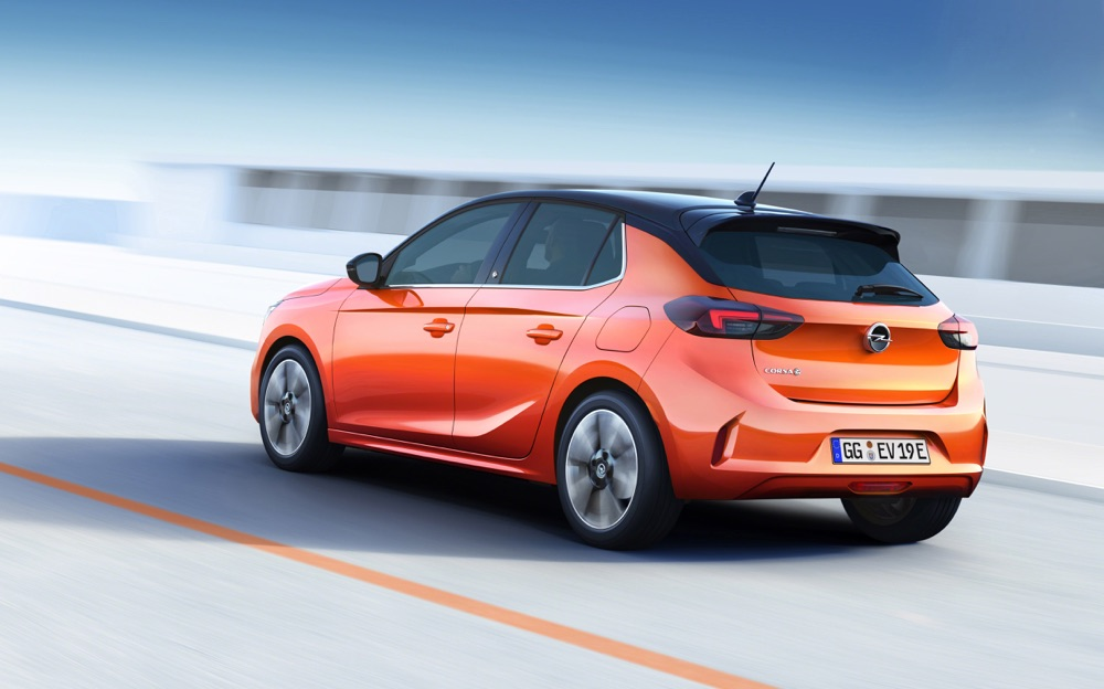 Nuova Opel Corsa, ADAS