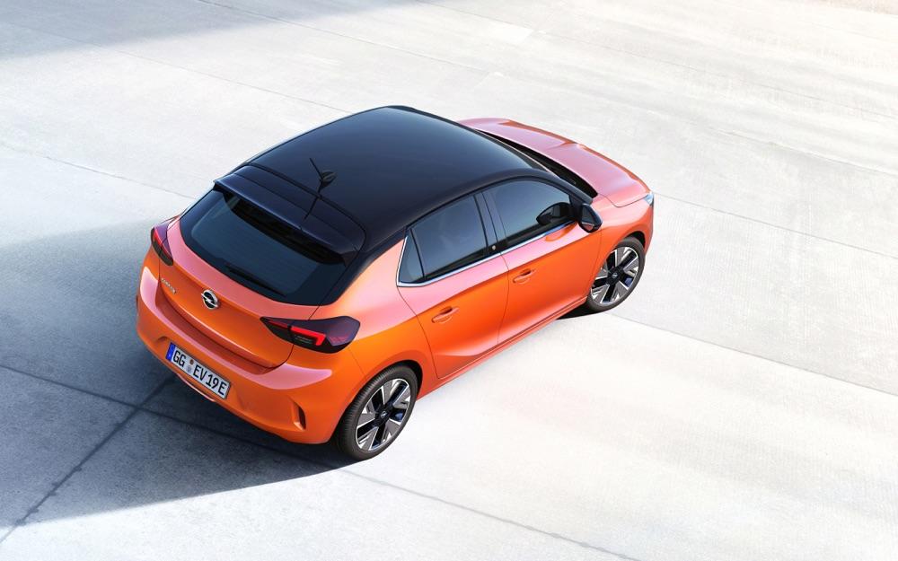 Prestazioni di Nuova Opel Corsa-e
