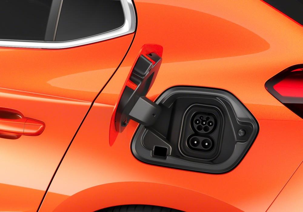 Tempi di ricarica di nuova Opel Corsa-e